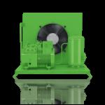 Agregate cu compresoare semiermetice - rezervor vertical