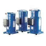 Compresoare scroll pentru aplicatii de aer conditionat si pompa de caldura (SZ)