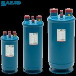 Separatoare de lichid cu schimbator de caldura