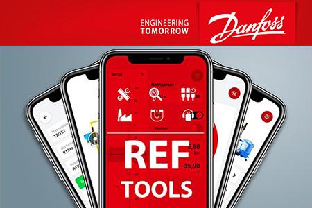 Danfoss Ref Tools