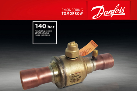 DANFOSS GBCT 140bar