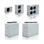 Agregate carcasate CUBO ONE Refrigerare cu compresoare Bitzer