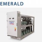 Centrala CO2 Transcritic Booster, modele MWT DX + UMCE / MWL DX + UMCE