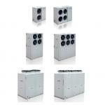 Agregate carcasate CUBO MULTI Refrigerare cu compresoare Copeland
