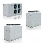 Agregate carcasate CUBO MULTI Congelare cu compresoare Bitzer