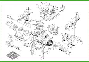Bitzer spare parts