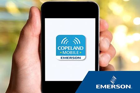 Copeland mobile app