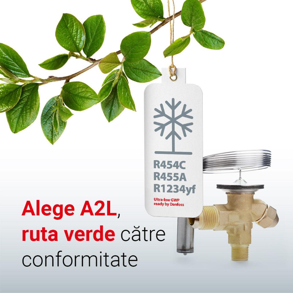 valve termostatice T2 / TE2