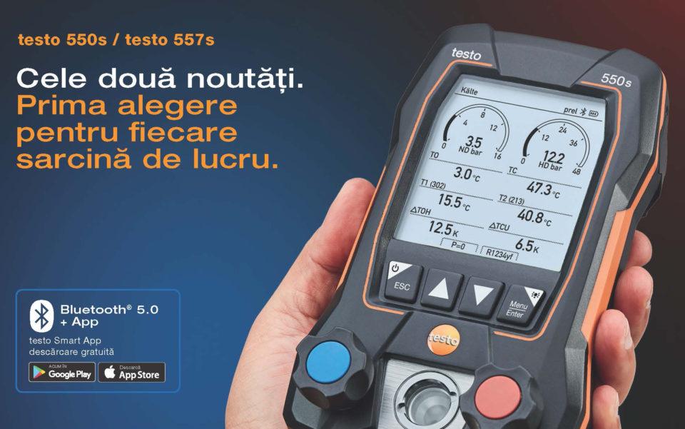 manifolduri digitale testo 550s si testo 557s