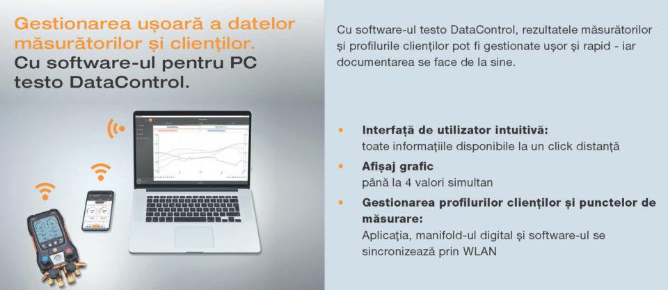 Testo DataControl