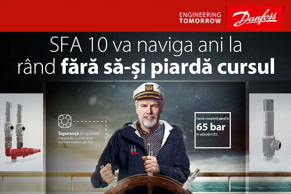 Danfoss SFA 10